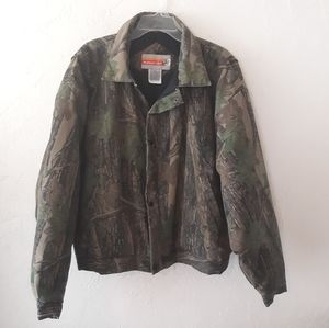 Winchester Men's Camouflage Jacket Size 2XL